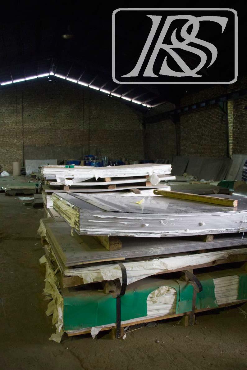 واردات ورق استیل بگیر در ایران