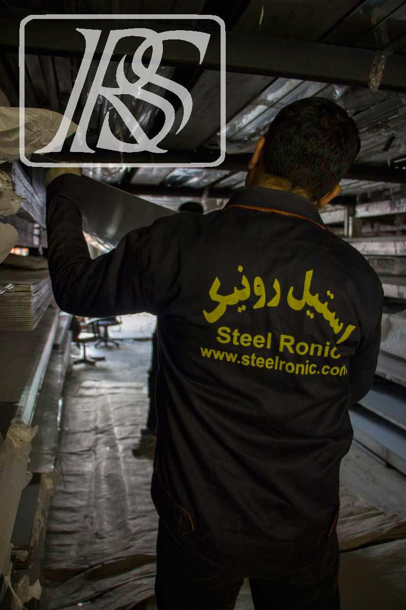 واردات شیت ورق استیل 430